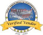 Us Federal Contractor Registration Verified
