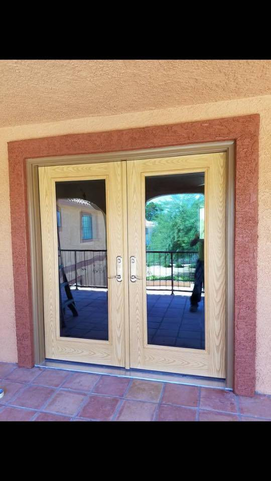 Patio Doors Universal Windows Las Vegas