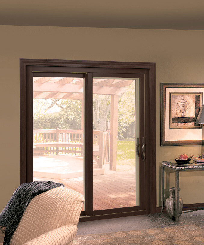 aeris sliding patio doors - Patio Doors French