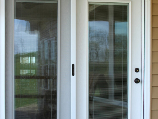 DESIGNER™ HINGED PATIO DOORS