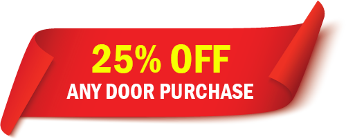 Door-25-Percent-Off